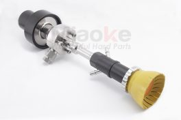 DTF100Z-B Flow Style Complete P4 Cutting Head Assembly Perfectly Replace OEM Parts.