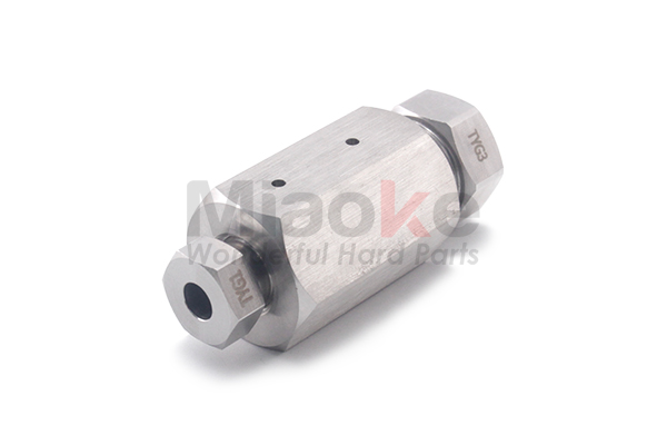 TYI3-1Z Reducer Coupling Assy, 3 8 to 1 4 parts for Flow A-1461 KMT 49864234, 10079614
