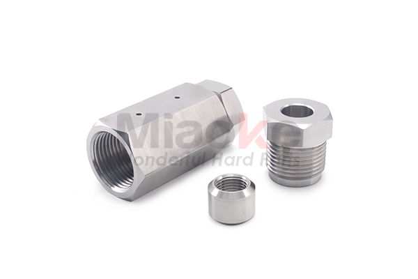 TYI9Z Straight Coupling Assy, 9 16 parts for Flow A-0780-3 KMT 49864226, 10078640 H2O 400011-3